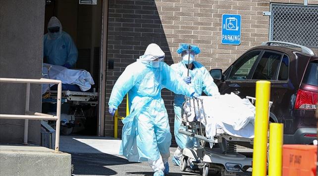 ABDde koronavirüsten ölenlerin sayısı 269 bin 650ye çıktı