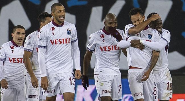 Trabzonspordan ilk deplasman galibiyeti