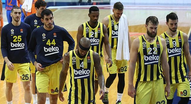 Fenerbahçe Beko evinde kaybetti