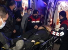 Adana'da ticari araç ile minibüs çarpıştı: 4 yaralı