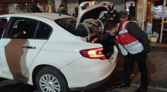 İstanbulda asayiş uygulaması: Aranan 481 kişi yakalandı