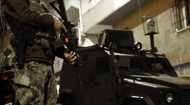 Yozgatta terör örgütü DEAŞ operasyonu: 22 gözaltı