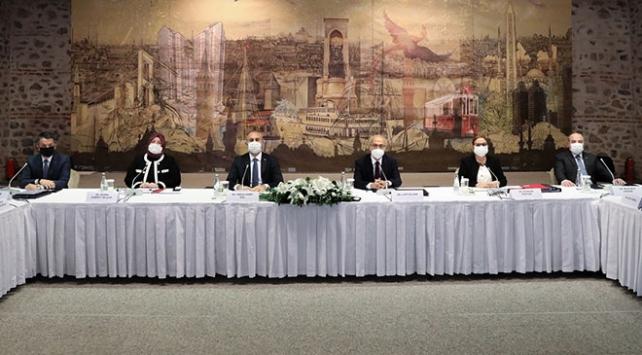 Bakan Elvan ve Gül reform görüşmelerine devam ediyor