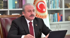 TBMM Başkanı Şentop'tan AP'nin Maraş ve Kıbrıs kararına tepki