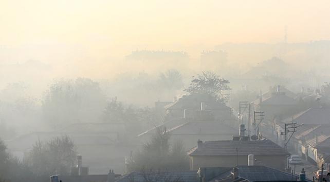 Konya ve Edirne sisle kaplandı