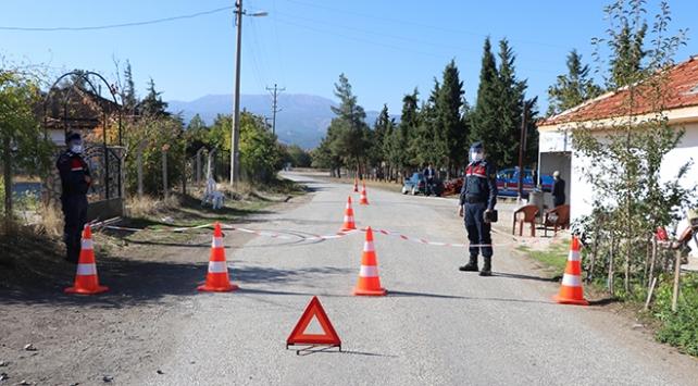 Kırklarelinde bir köyün karantinası uzatıldı