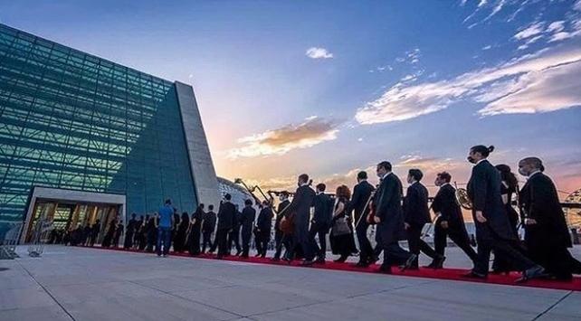 CSOnun yeni binası kapılarını sanatseverlere açıyor