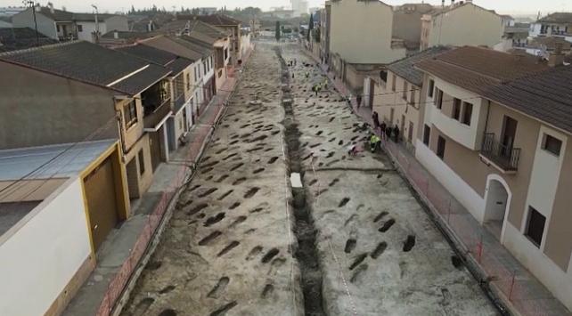 İspanyada bulunan Müslüman mezarlarının sayısı artıyor