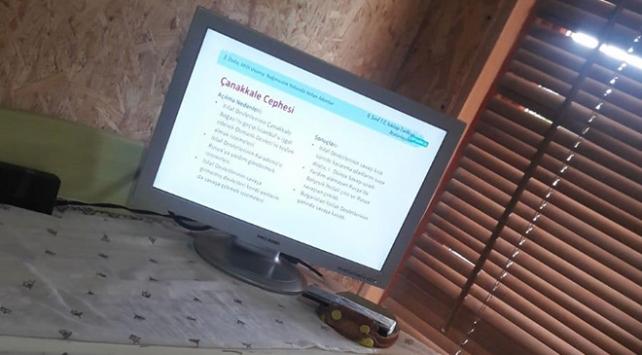 """MEBden TRT EBAda """"sınav özel"""" yayını"""