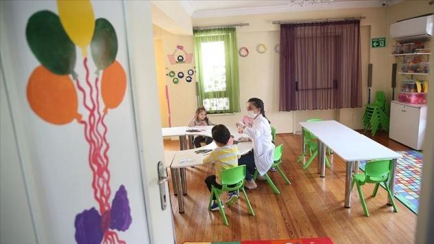 Kayseri ve Yozgatta anaokulu ve ana sınıflarda eğitim uzaktan yapılacak