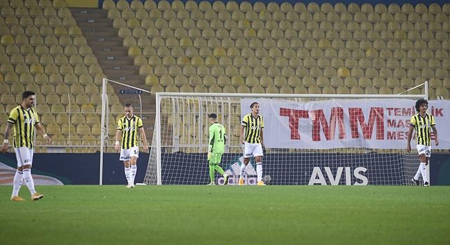 Fenerbahçe Kadıköyde kayıp