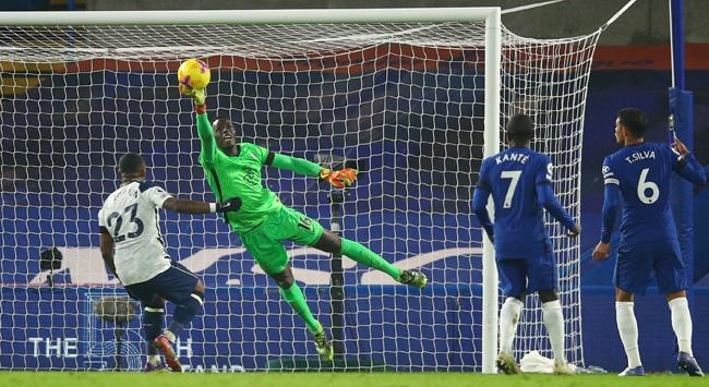 Chelsea-Tottenham maçında kazanan çıkmadı
