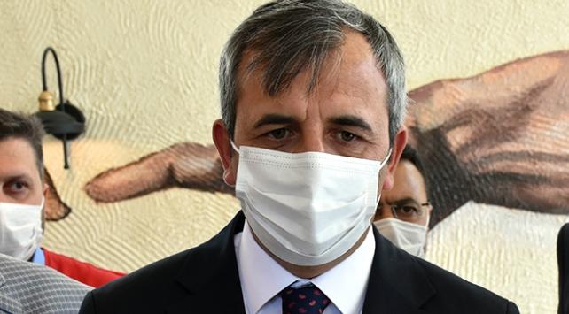 Kırıkkale Valisi Yunus Sezer koronavirüse yakalandı