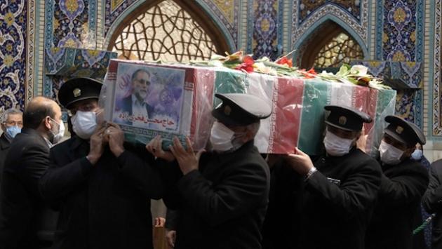 Suikast kurbanı Fahrizade, Tahranda toprağa verildi
