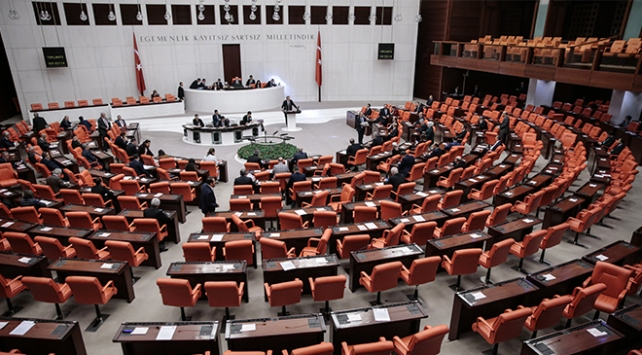 Mecliste ziyaretçi yasağı 1 ay daha uzatıldı