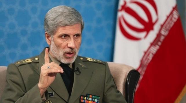 İran Savunma Bakanı Hatemi: Fahrizadenin yolunu takip edeceğiz