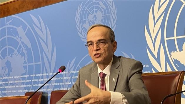 Suriye krizine siyasi çözüm için gözler Anayasa Komitesi görüşmelerinde