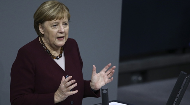 Merkelden Türkiye itirafı: İstenen ilerleme sağlanamadı