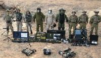 Mayın ve EYP temizliğinde Azerbaycan ordusuna destek