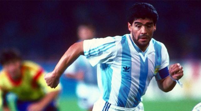 Dışişleri Bakanlığından Maradona için taziye mesajı