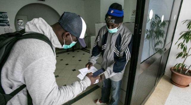 Afrika'da vaka sayısı 2 milyon 187 bini aştı