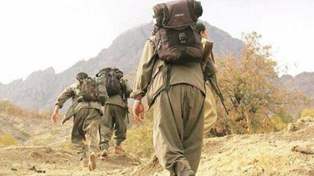 Terör örgütü PKK Sincarı boşaltıyor