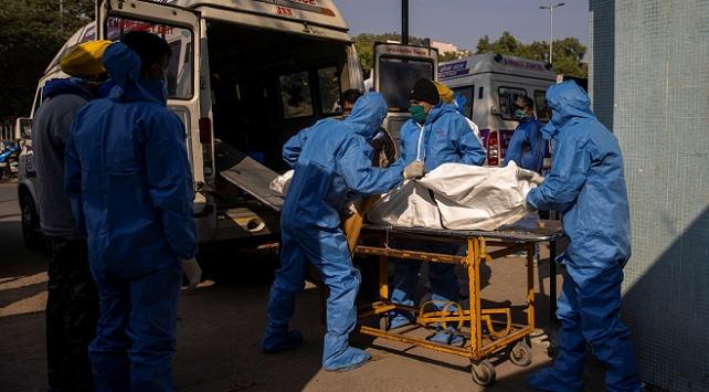 Hindistanda 482 kişi daha koronavirüsten öldü