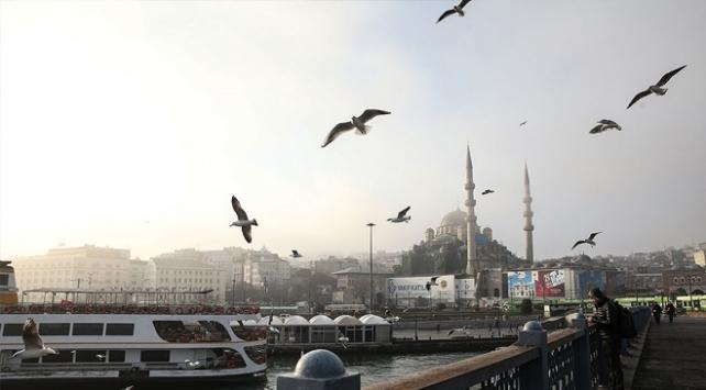 Marmarada sıcaklık 2 ila 5 derece düşecek