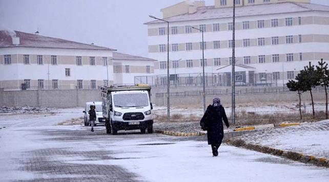Meteorolojiden 2 kente kar uyarısı