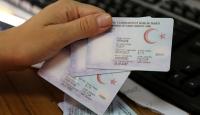 Türkiye nüfusunun yüzde 74'ü çipli kimlik kartına geçti
