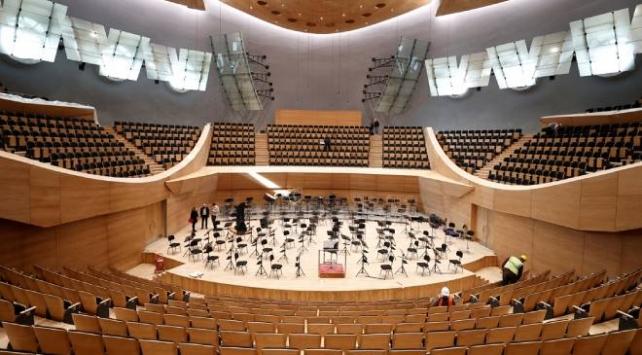 Cumhurbaşkanlığı Senfoni Orkestrasının yeni binasına tarihi açılış
