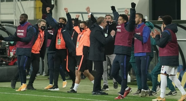 Trabzonsporda Abdullah Avcı etkisi