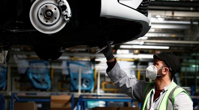 Fransada otomotiv piyasası 45 yılın en düşük seviyesinde