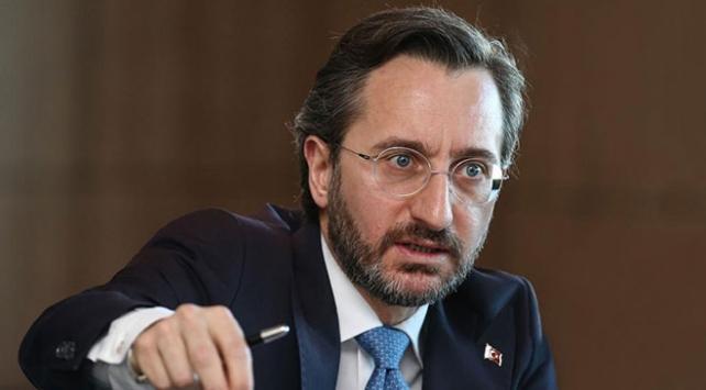 İletişim Başkanı Altundan Kılıçdaroğluna tepki