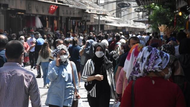 Gaziantepte COVID-19 tedbirlerine uymayan 666 kişiye ceza