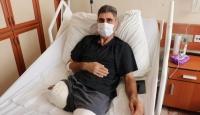 Ameliyatına itfaiyecilerin de girdiği kazazede taburcu oldu