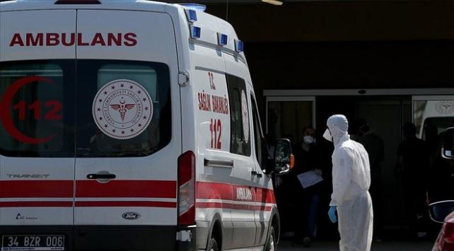 Ambulansla taşınan hasta sayısı salgın sürecinde arttı