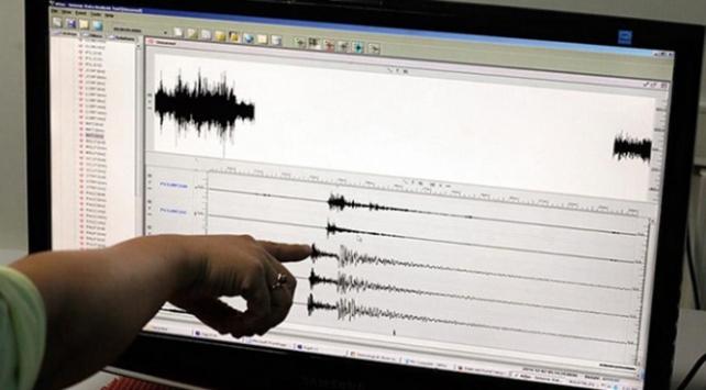Yunanistanda 4,5 büyüklüğünde deprem