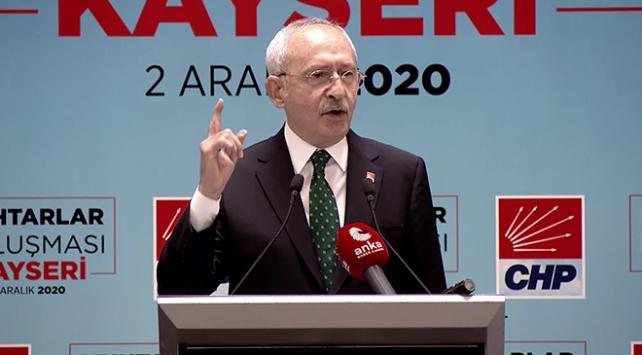 Kılıçdaroğlu: Ordumuzun başımın üstünde yeri var