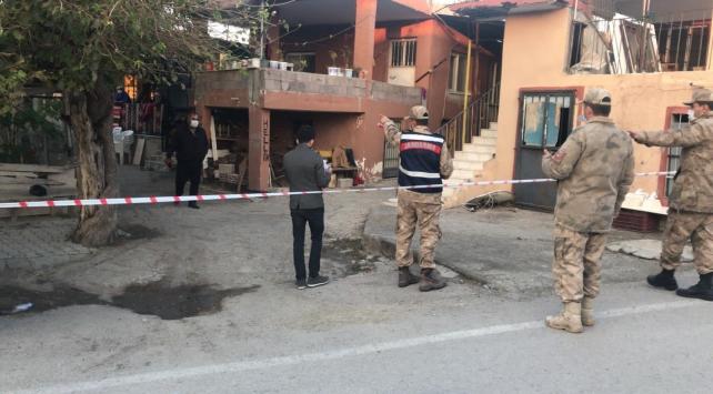 Hatayda 18 ev karantinaya alındı