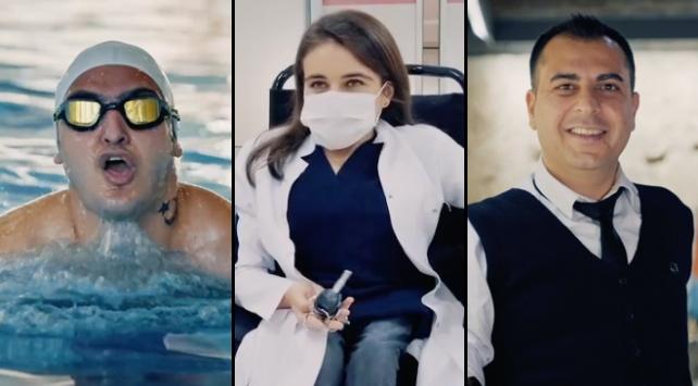Engelleri aşan 3 gencin ilham veren başarı hikayesi