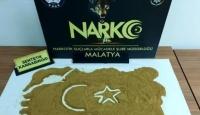 Malatya'da 1 kilogram sentetik kannabinoid ele geçirildi