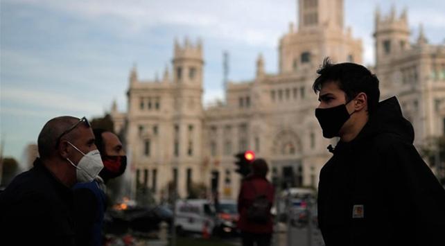 İspanyada yılbaşı için koronavirüs önlemleri belirlendi