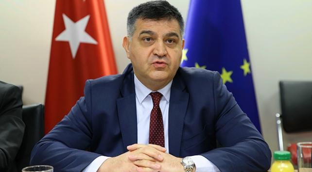 Dışişleri Bakan Yardımcısı Kaymakcı: Türkiyenin ABye üyeliği her iki tarafın da çıkarına olur
