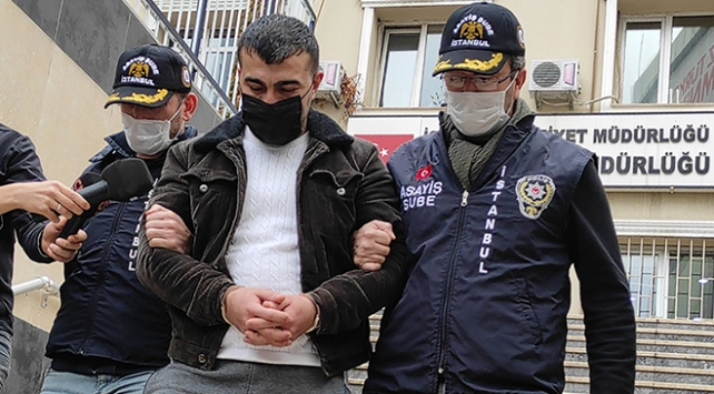 Interpol tarafından kırmızı bültenle aranan şahıs İstanbulda yakalandı