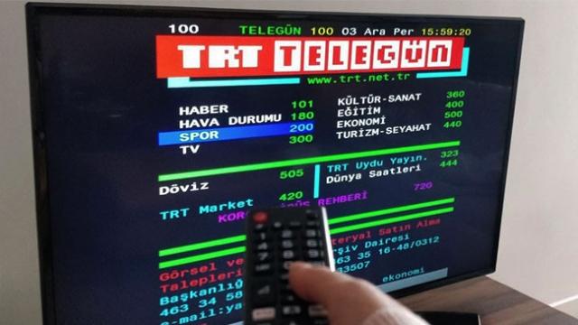 TRT Telegün 30 yaşında