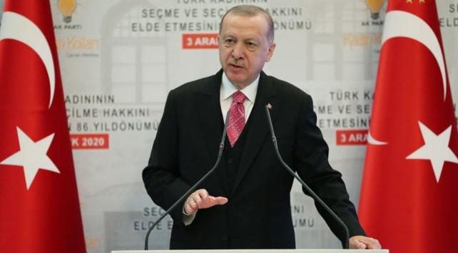 Cumhurbaşkanı Erdoğan: Tecavüzlere sessiz kalanların kadın hakları konusunda söyleyecek sözü olamaz