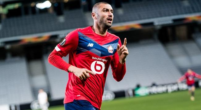 Burak Yılmaz attı Lille turladı