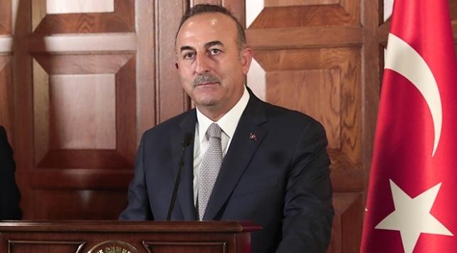 Dışişleri Bakanı Çavuşoğlu, Dominikli mevkidaşı Alvarez ile görüştü