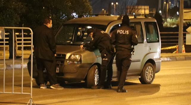 Karantinasının bitmesine 1,5 saat kala yakalanan kişi cezadan kaçamadı